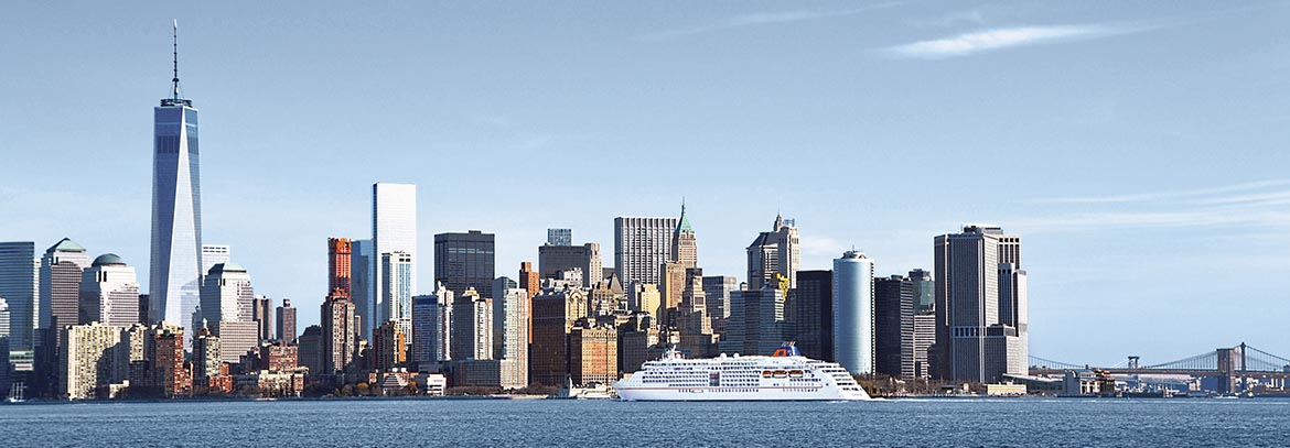 MS EUROPA 2 - New York